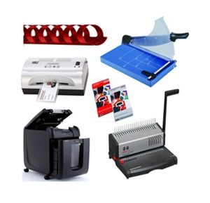 OFFICE MACHINES & ACCESSORIES