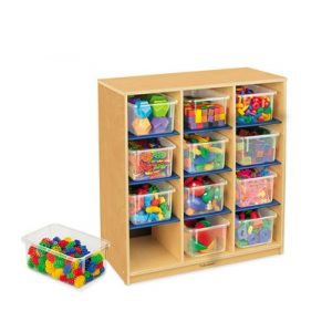 Cubby 12 Storage Unit