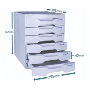 6 Drawer Filing System
