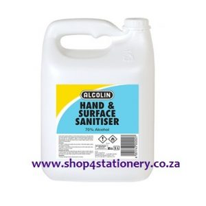 Hand Sanitizer 5L