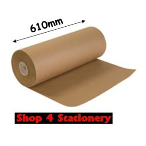 Brown Paper Roll 285m